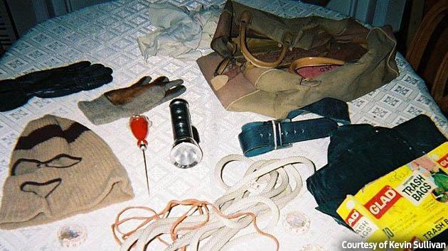 Ted Bundy's Murder Kit