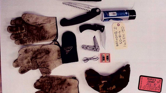 Scott Peterson's 'Go Bag' - What He Had On Him When He Was Arrested
