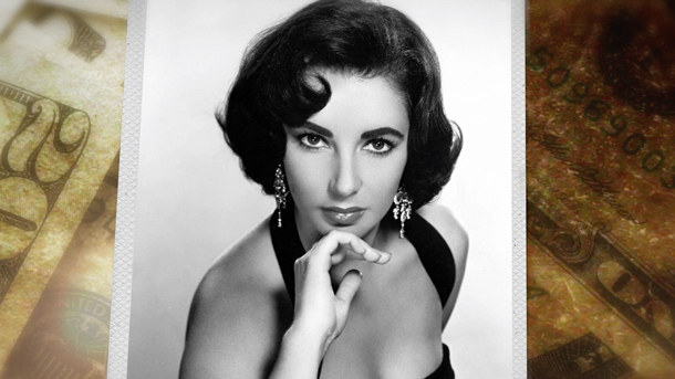 Elizabeth Taylor's Estate Sets Gold Standard