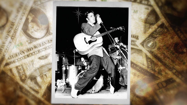 The Fleecing of the Elvis Presley Estate