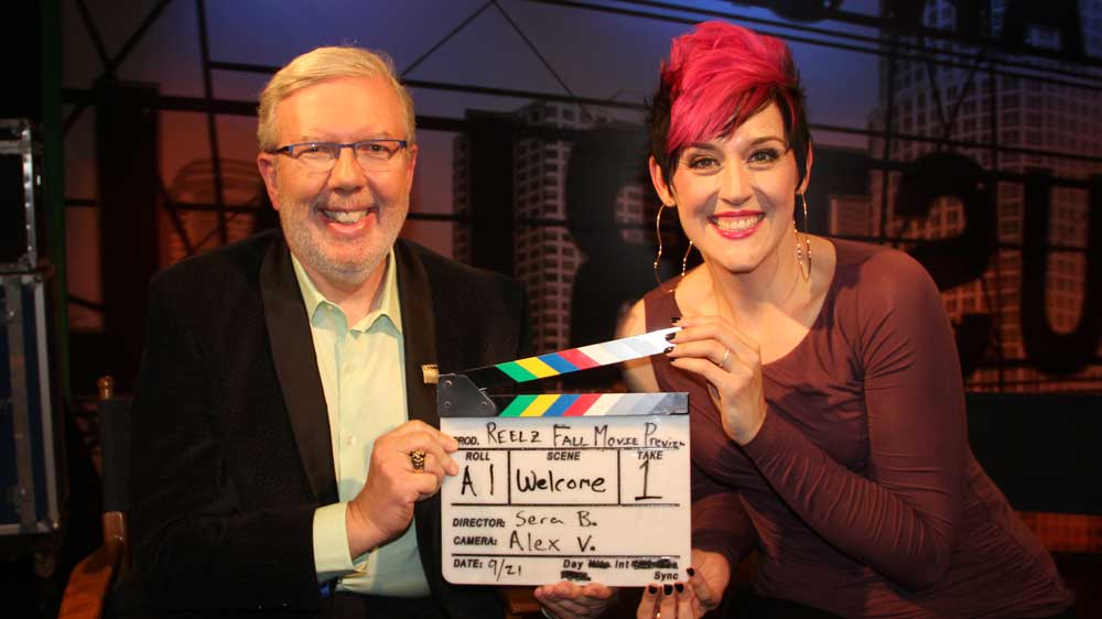 Watch the REELZ Fall Movie Preview with Leonard Maltin and Grae Drake