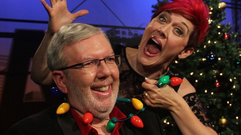 "Watch the REELZ ""Holiday Movie Preview"" with Leonard Maltin and Grae Drake"