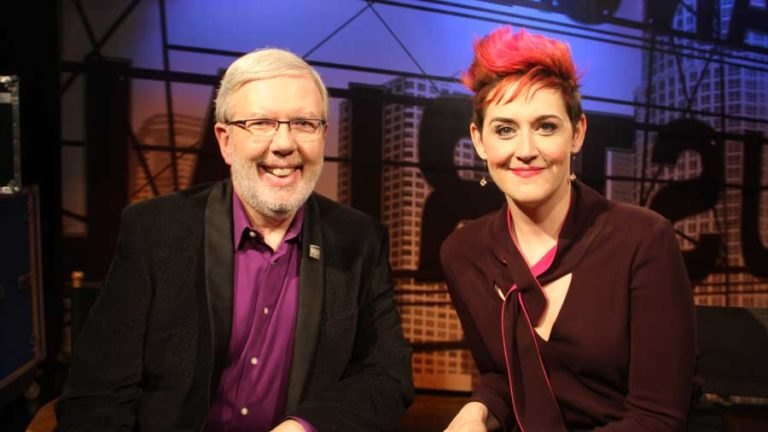 "Watch ""Awards Season Winners & Losers"" with Leonard Maltin and Grae Drake"