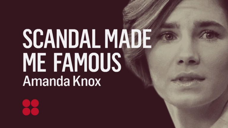 Scandal By The Numbers: Amanda Knox