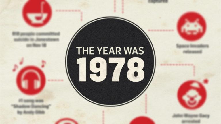 The Year Was 1978: Jim Jones
