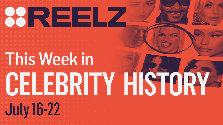 Quiz: This Week in Celebrity History: July 16 - July 22