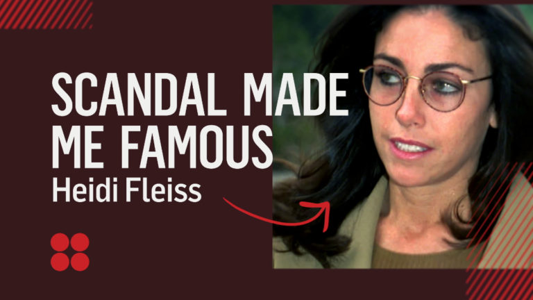 Scandal by the Numbers: Heidi Fleiss