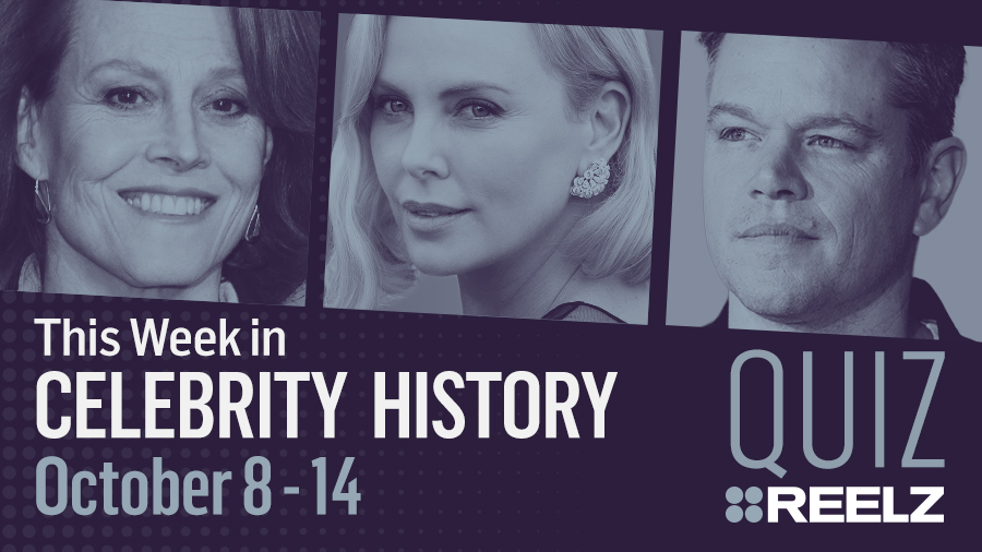 Quiz: This Week in Celebrity History: Oct 8 - 14