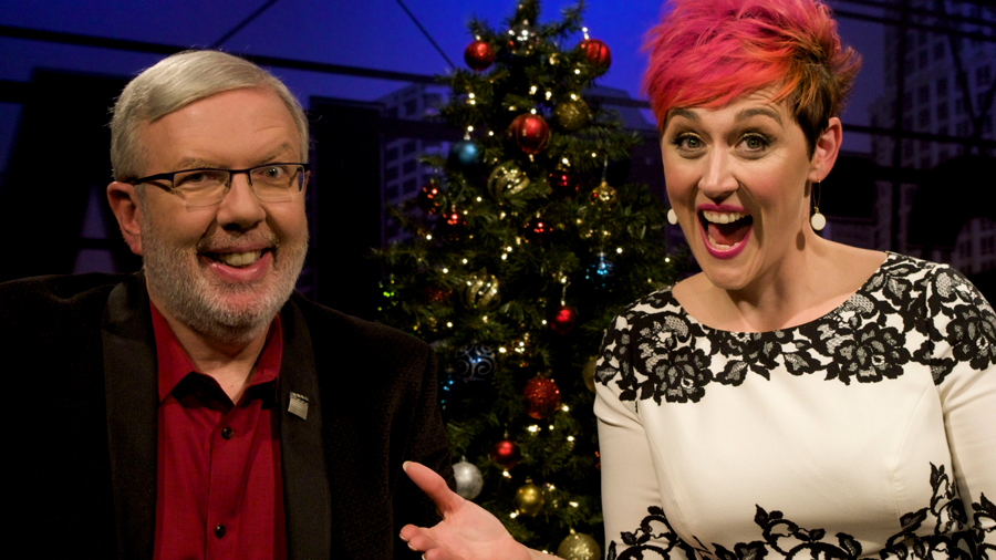 Watch the REELZ Holiday Movie Preview with Leonard Maltin and Grae Drake