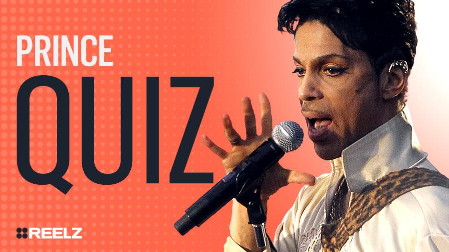 Comcast Celebrity Quiz: Prince