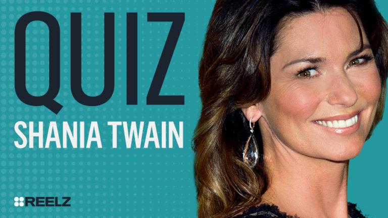 Celebrity Quiz: Shania Twain