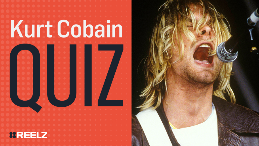Celebrity Quiz: Kurt Cobain