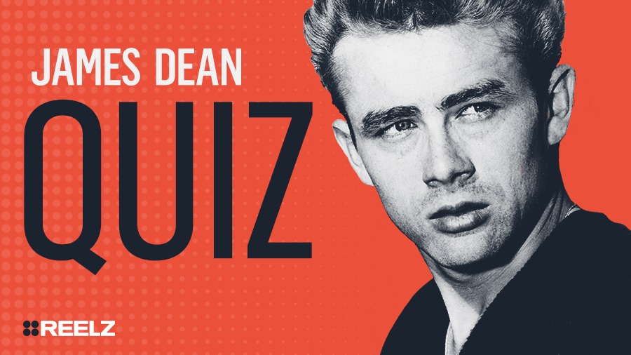 Celebrity Quiz: James Dean