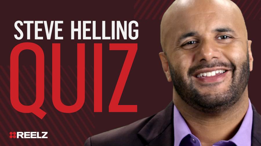 Celebrity Quiz: Steve Helling