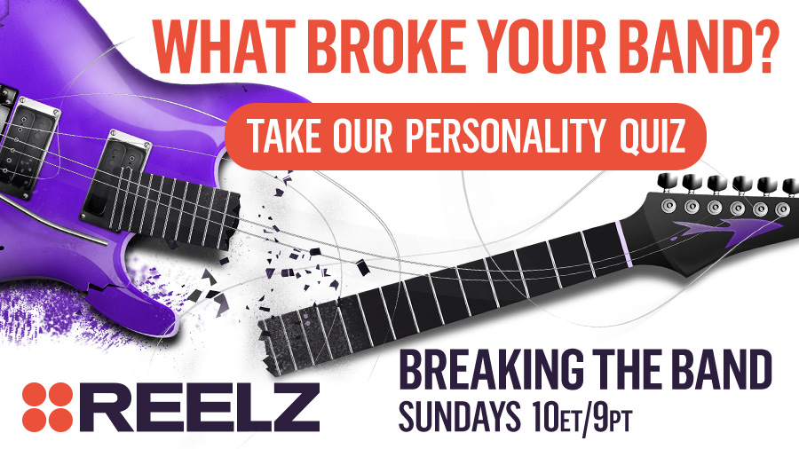 Personality Quiz: What Broke Your Band?