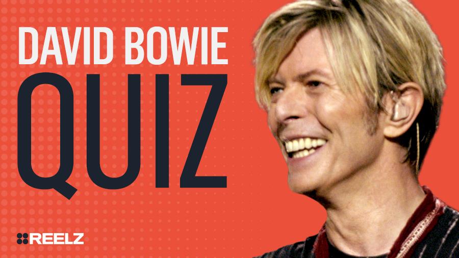 Celebrity Quiz: David Bowie