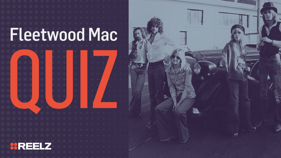 Celebrity Quiz: Fleetwood Mac