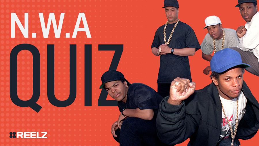Celebrity Quiz: N.W.A