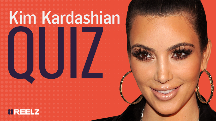 Comcast Celebrity Quiz: Kim Kardashian