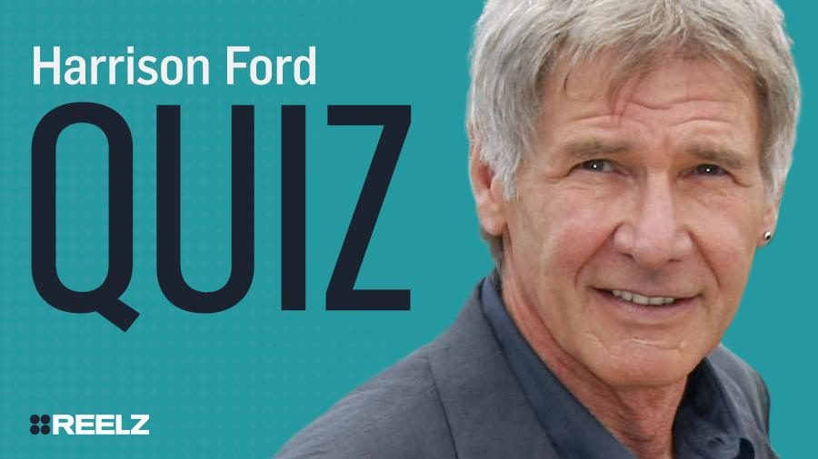 Celebrity Quiz: Harrison Ford
