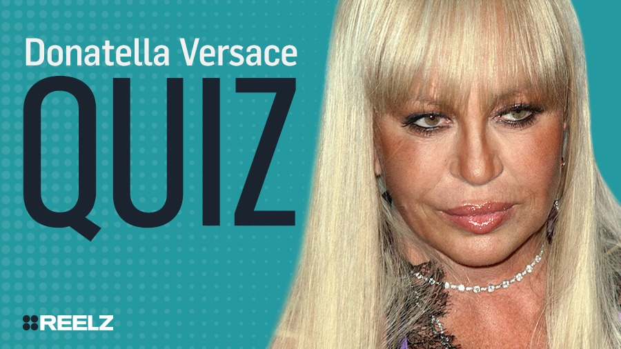 Celebrity Quiz: Donatella Versace