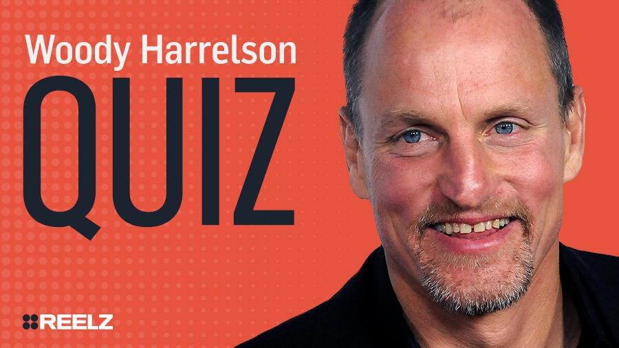 Celebrity Quiz: Woody Harrelson