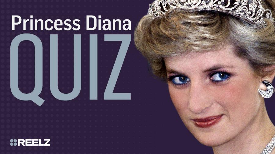 Celebrity Quiz: Princess Diana