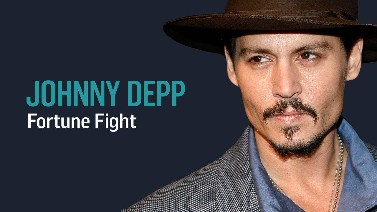 Johnny Depp Fortune Fight: Depp's Lingering Feud With Amber Heard