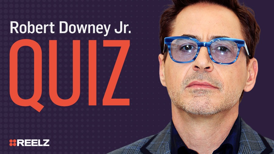 Celebrity Quiz: Robert Downey Jr.