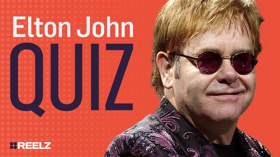 Celebrity Quiz: Elton John