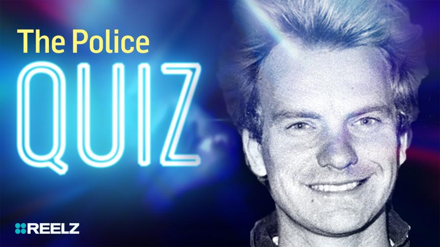 Celebrity Quiz: The Police
